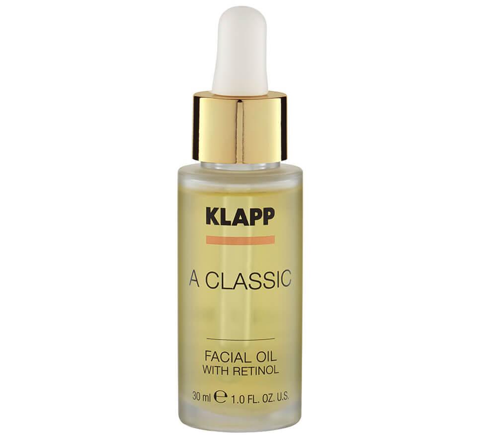 Масло для лица с ретинолом / Facial oil with retinol - 30ml