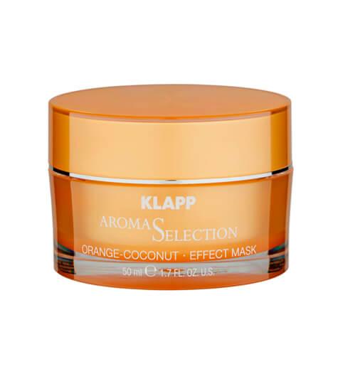 Эффект-маска «Апельсин-Кокос» / Orange-Coconut effect mask - 50ml