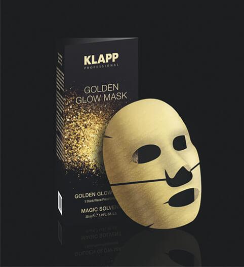 Чудо-сияющая маска «Золотая паутинка»