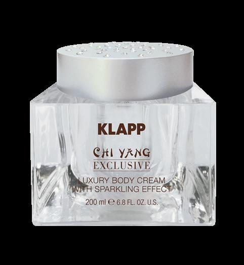 Роскошный крем для тела с искрящимся эффектом / Luxury Body Cream With Sparking Effect 200ml